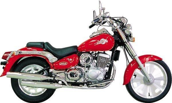 South Korea motorcycles