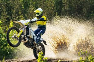 Husqvarna off road
