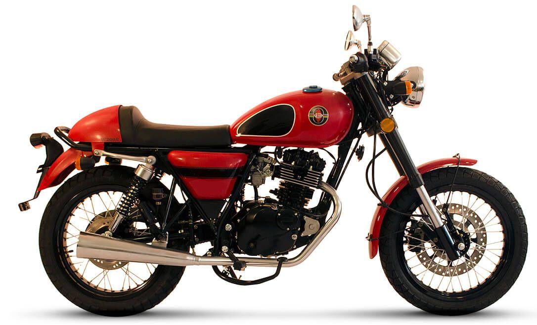 Argentine Motorcycles Market