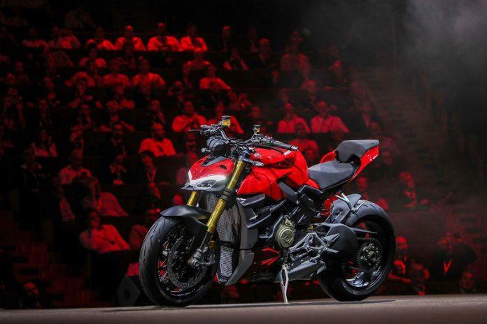 Ducati Streetfighter V4 1100